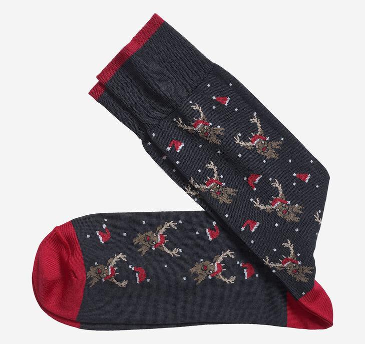 Rudolph Socks
