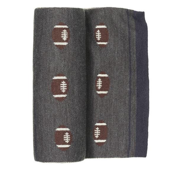 Patterned Scarves