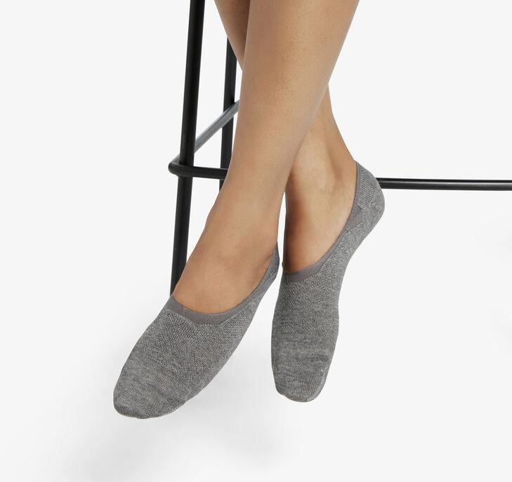 High-Rise Liner Sock