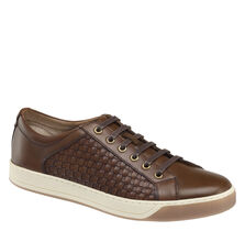 Allister Woven Lace-Up