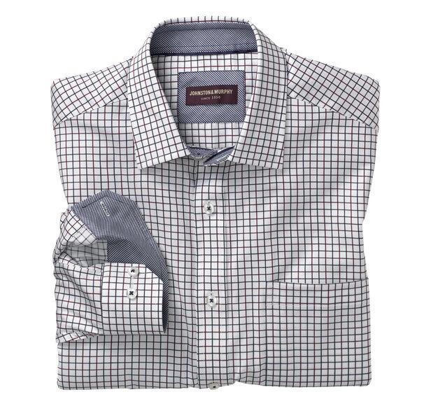 Micro Check Shirt
