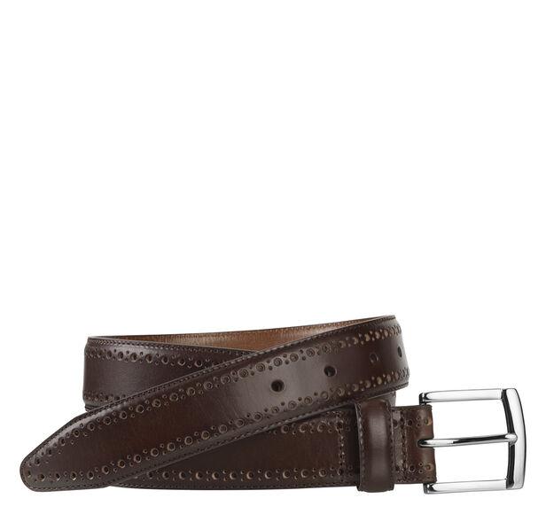 Perfed-Edge Belt