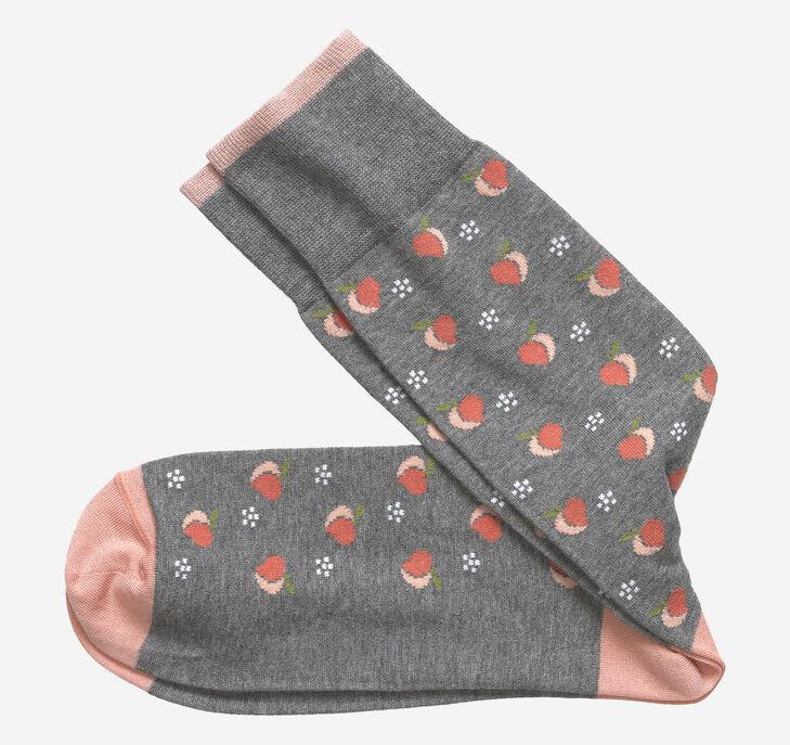 Peach Socks