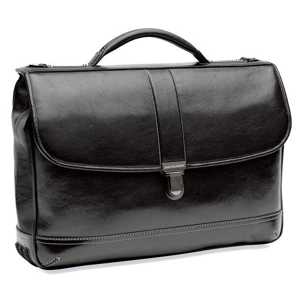 Dividends Slimline Flap Briefcase