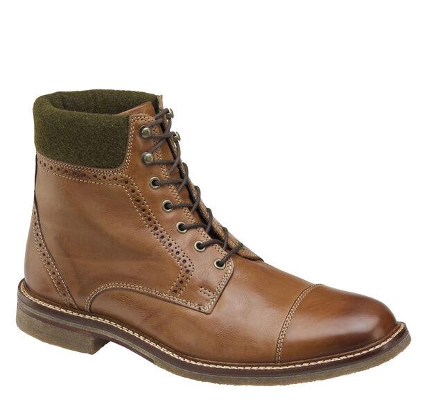Forrester Cap-Toe Boot