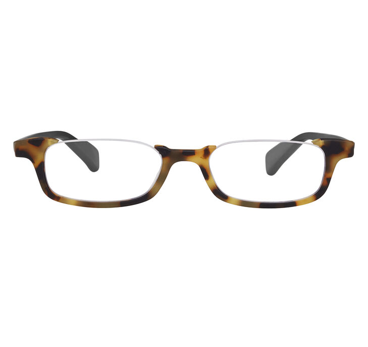Rectangle Half-Rim Readers