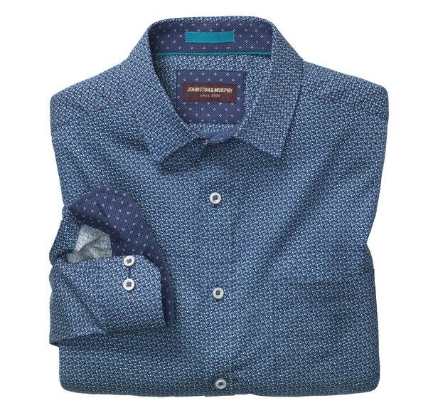 Kaleidoscope Print Shirt