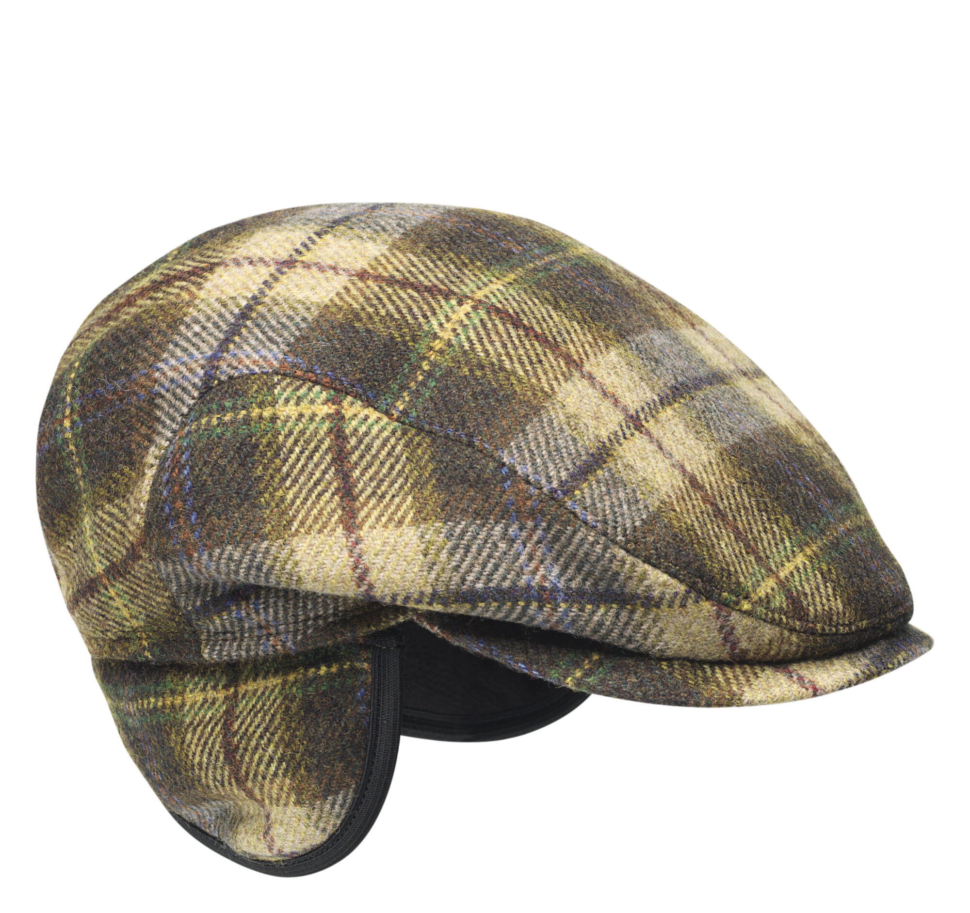 ... Wool Ivy Caps with Earflaps 0d388da98406