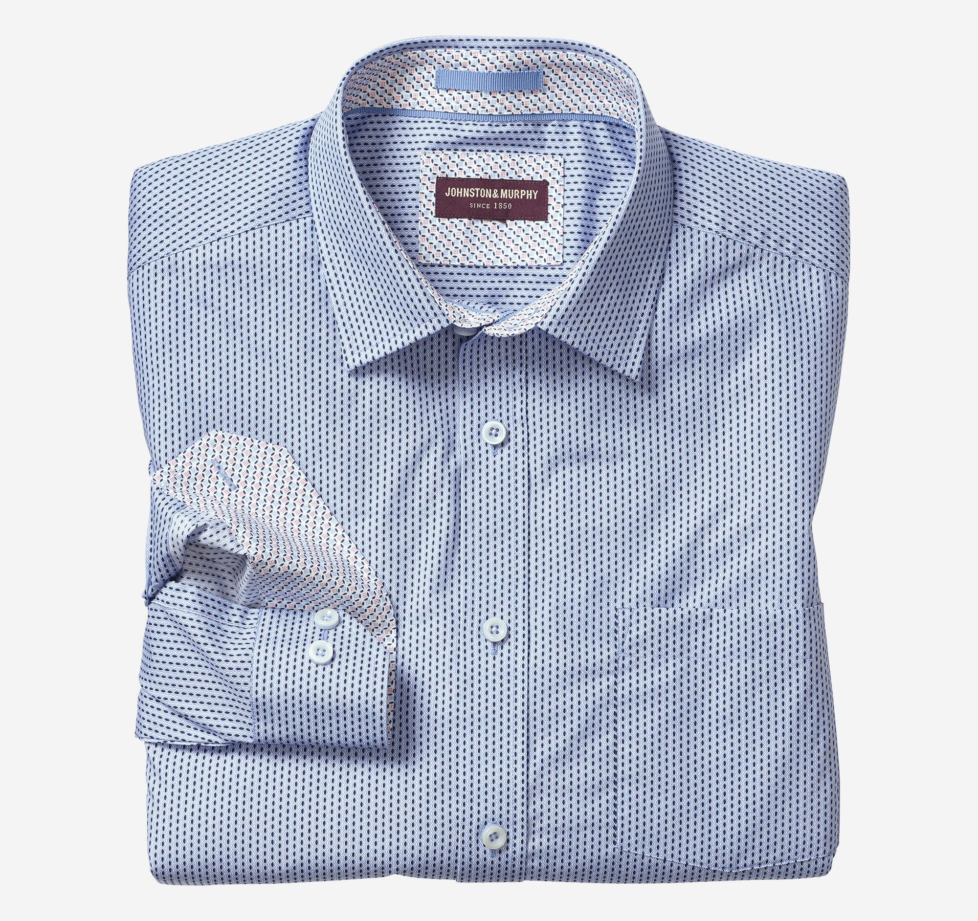 Fit Shirts │Johnston \u0026 Murphy