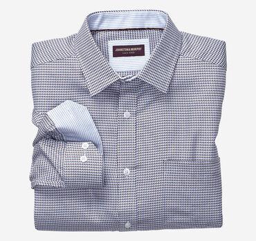 European Layered Cross Shirt
