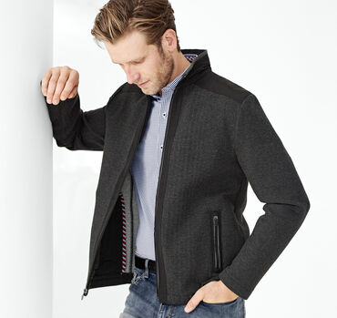 XC4® Herringbone Knit Jacket