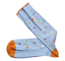 Ice Cream Cone Socks