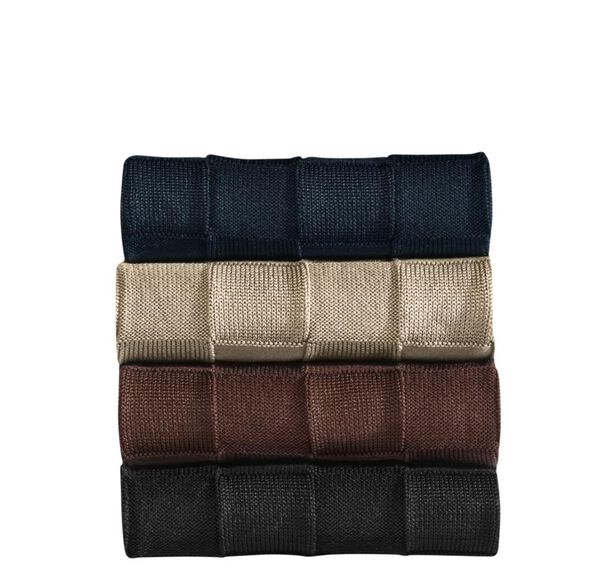 Checkerboard Slack-Length Socks