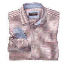 Mini Textured Gingham Shirt