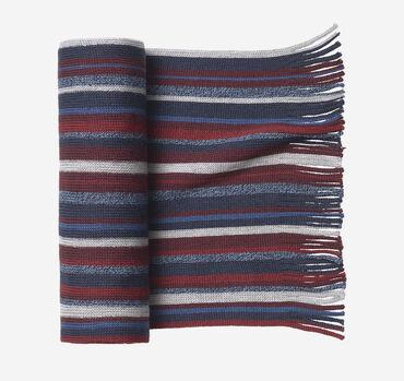 Wool Stripe Scarf
