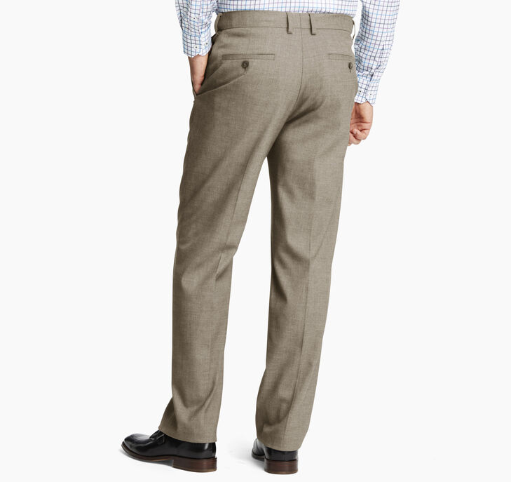 Regular Fit Dress Pants