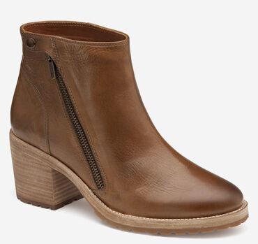 Nadia Zip Boot