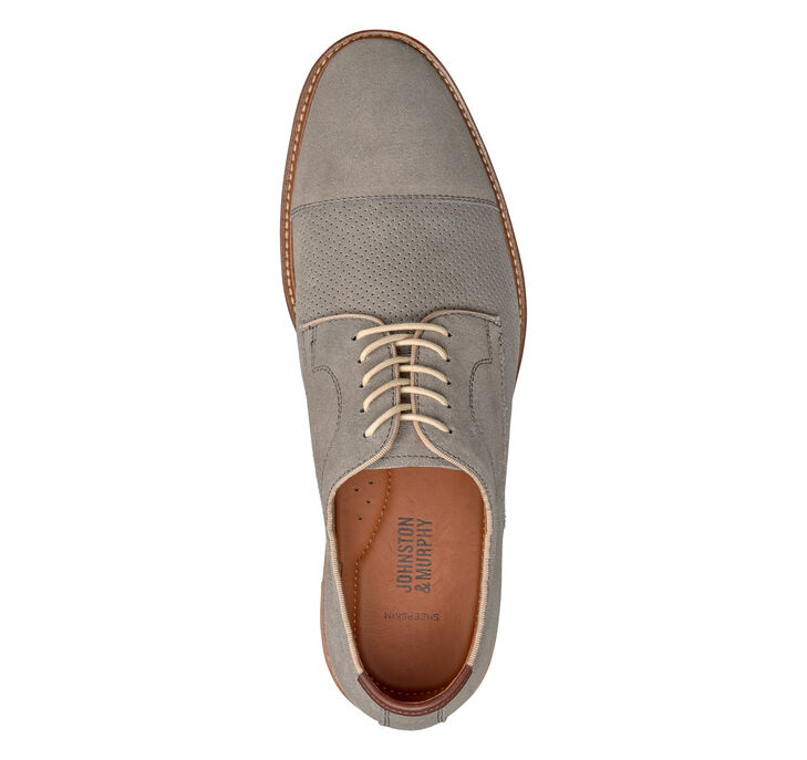 Warner Perfed Cap Toe