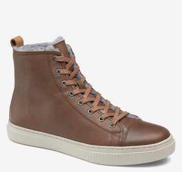 Toliver Shearling High Top