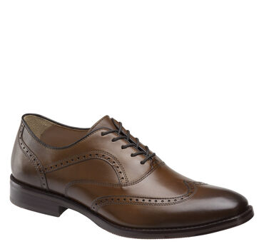 Johnston & Murphy Men's Reynolds Wingtip Shoes