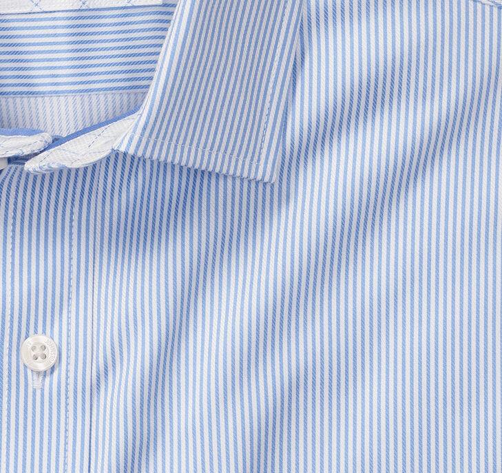 Rope Stripe Dress Shirt