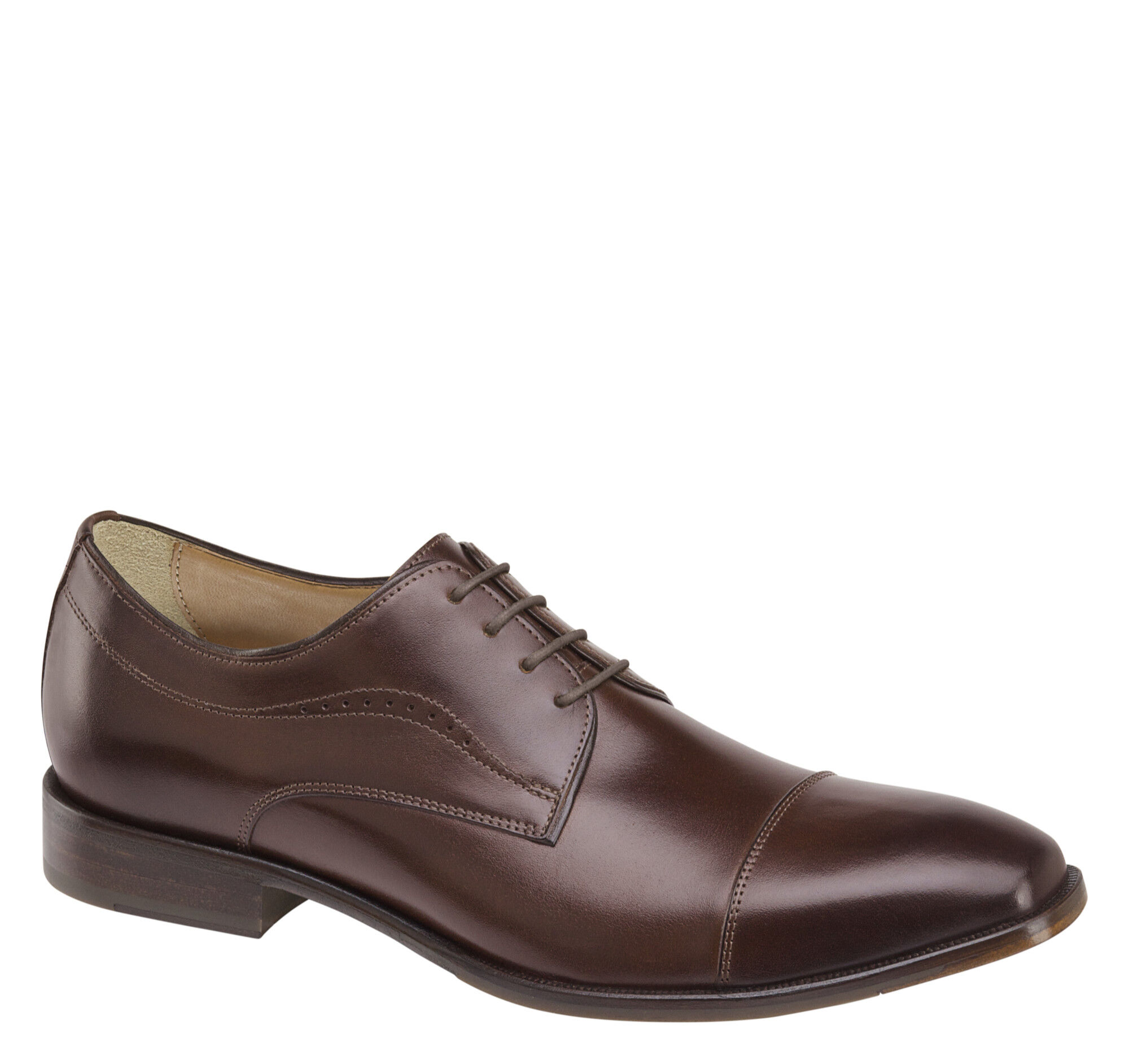 Johnston & Murphy Men's McClain Cap-Toe Oxfords Men's Shoes kRq6bh