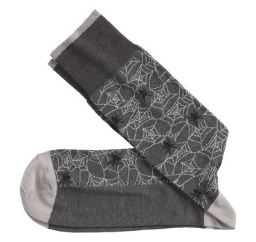 Spider Web Socks