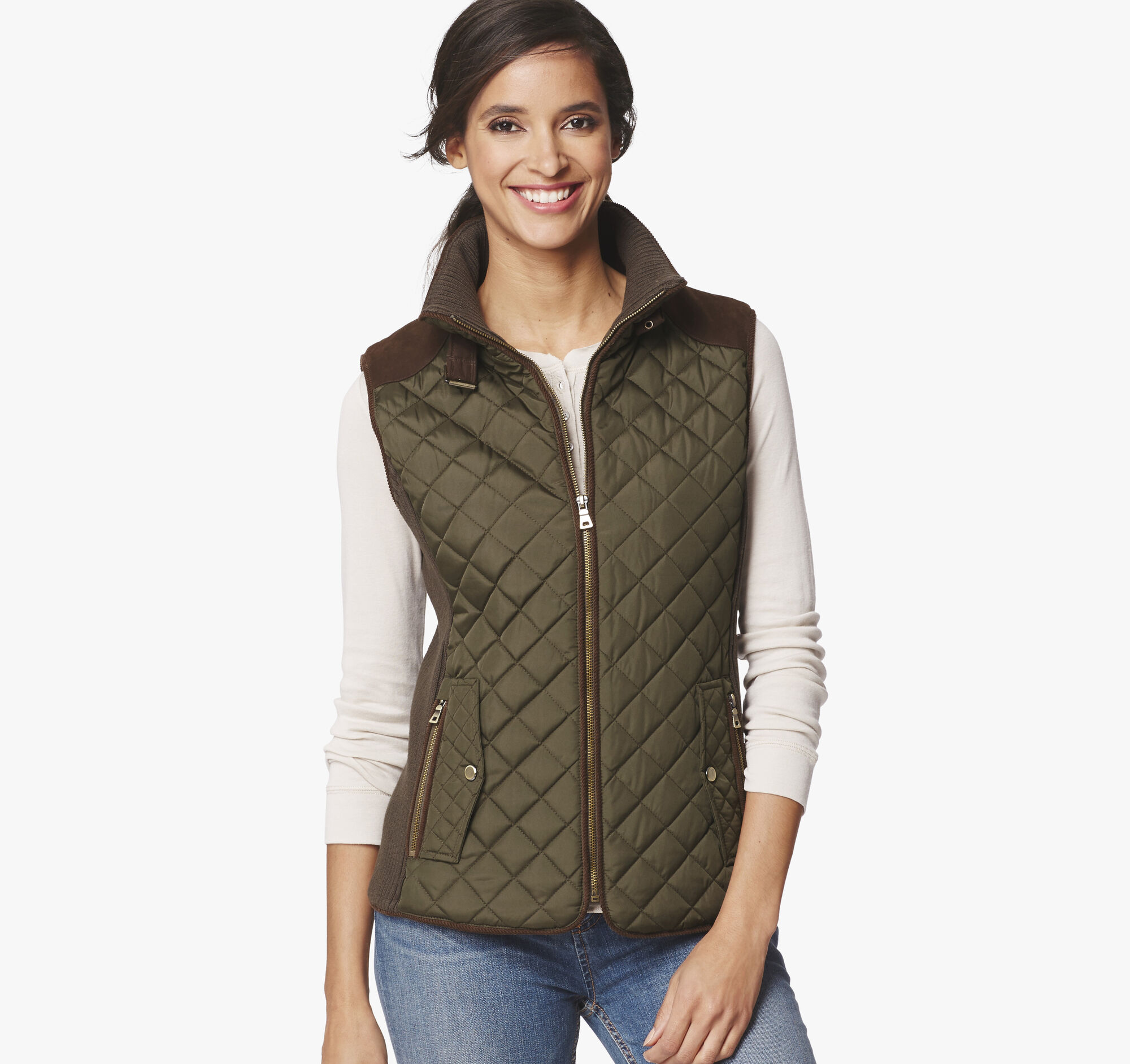 outerwear you grainfinished andrew own quilt york w in new detachable removable anson can on a faux colorblack distressed leather quilted that vest jacket c by its coats wear marc p features