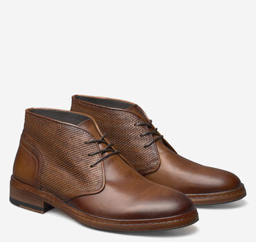 Langley Laser Cut Chukka
