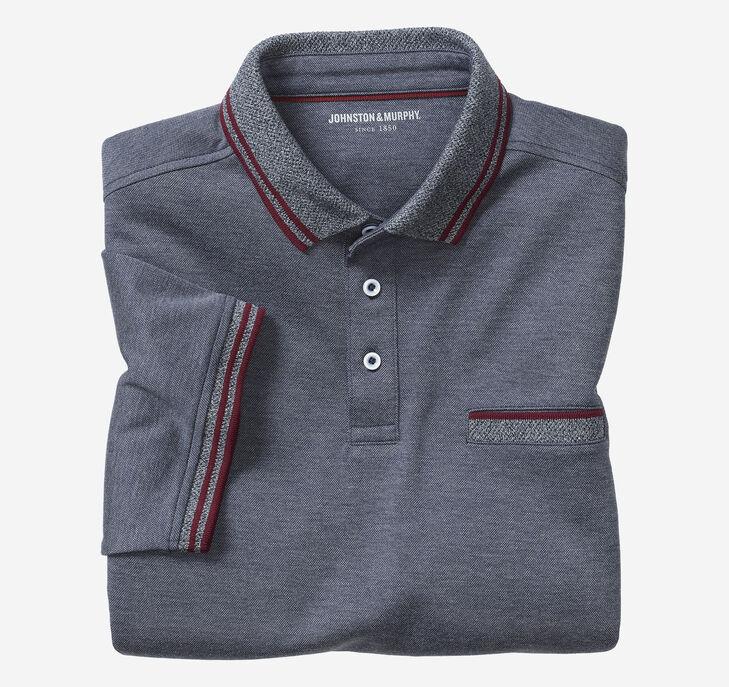Cotton Pique Polo