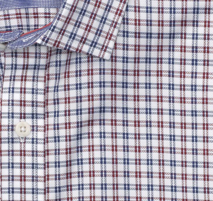 Double Line Check Shirt