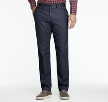 Slim Fit Garment Washed Chinos