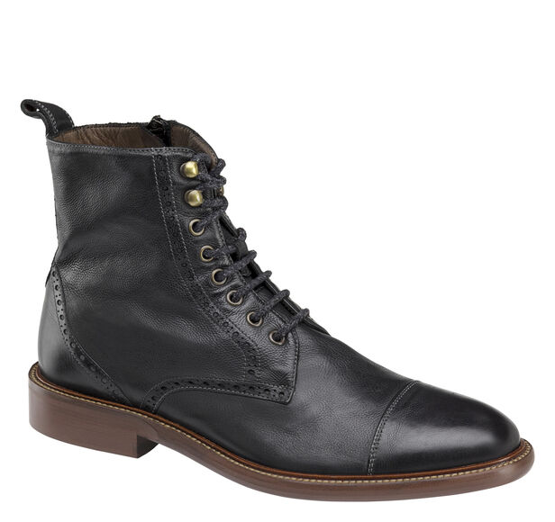 Bryson Cap-Toe Boot