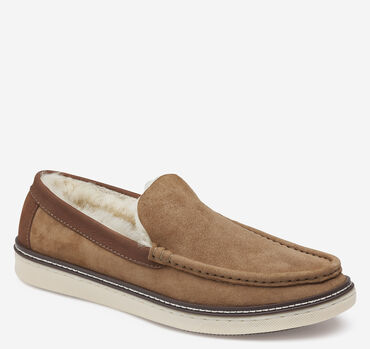 McGuffey Shearling Slip-On