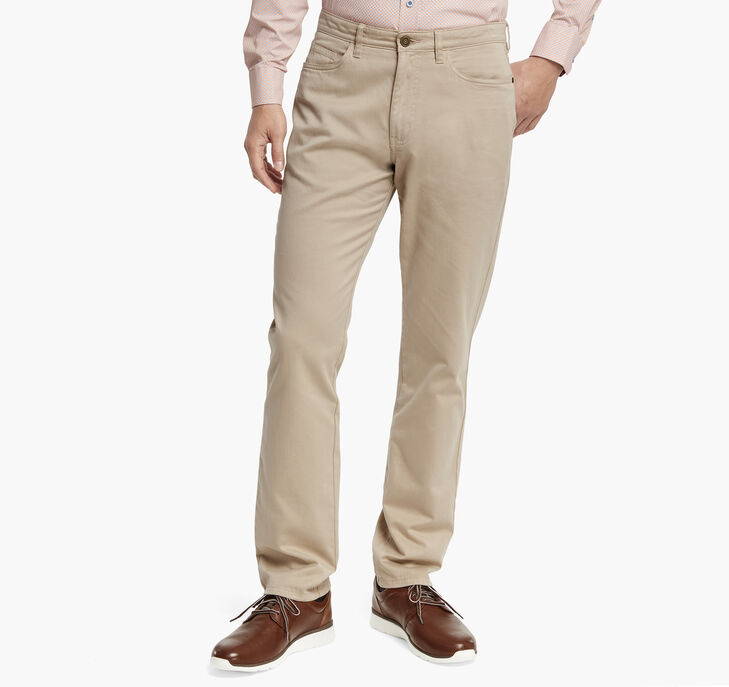Five-Pocket Pants