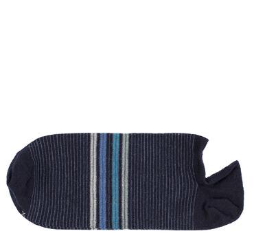 Striped Ankle Sock