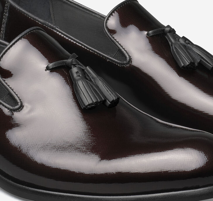 Highland Tassel Slip-On