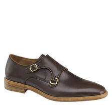 Whitman Double-Buckle Monk Strap