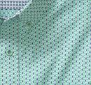 XC4® Stacked Cube Short-Sleeve Stretch Shirt