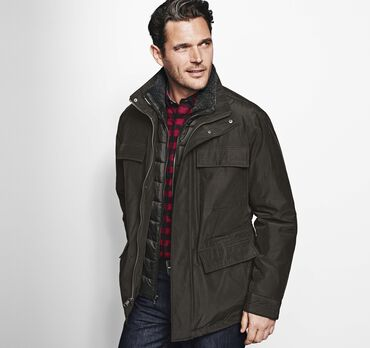Four-Pocket Parka
