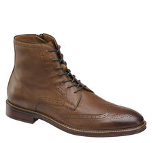 Warner Wingtip Boot