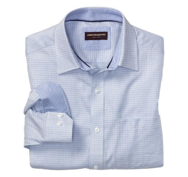 Mini Tile Square Shirt