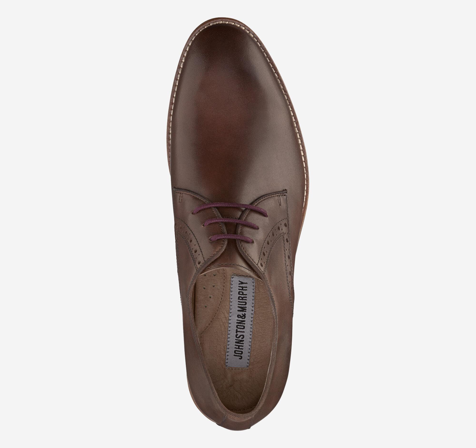 Johnston & Murphy Men's 'Conard' Plain Toe Derby Jy5kENIl