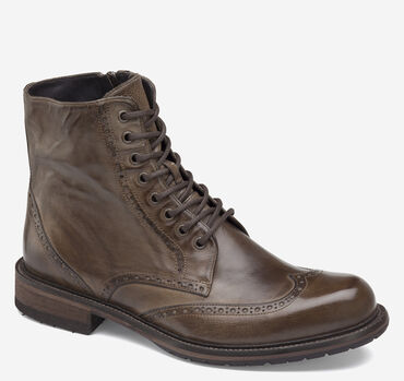 Lofting Wingtip Boot