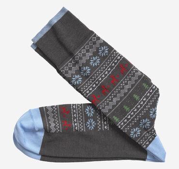 Christmas Sweater Socks