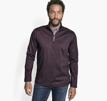 XC4 Reversible Quarter-Zip