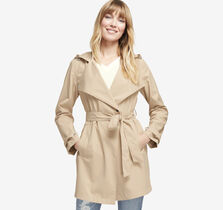 Soft Hooded Trench