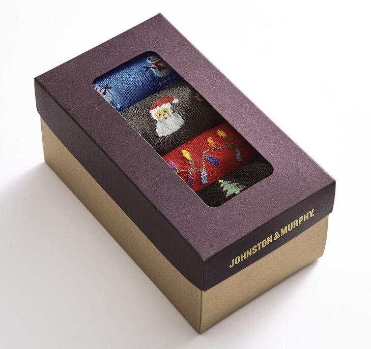 Novelty Socks Gift Box