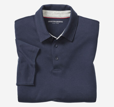 Liquid Cotton Solid Polo