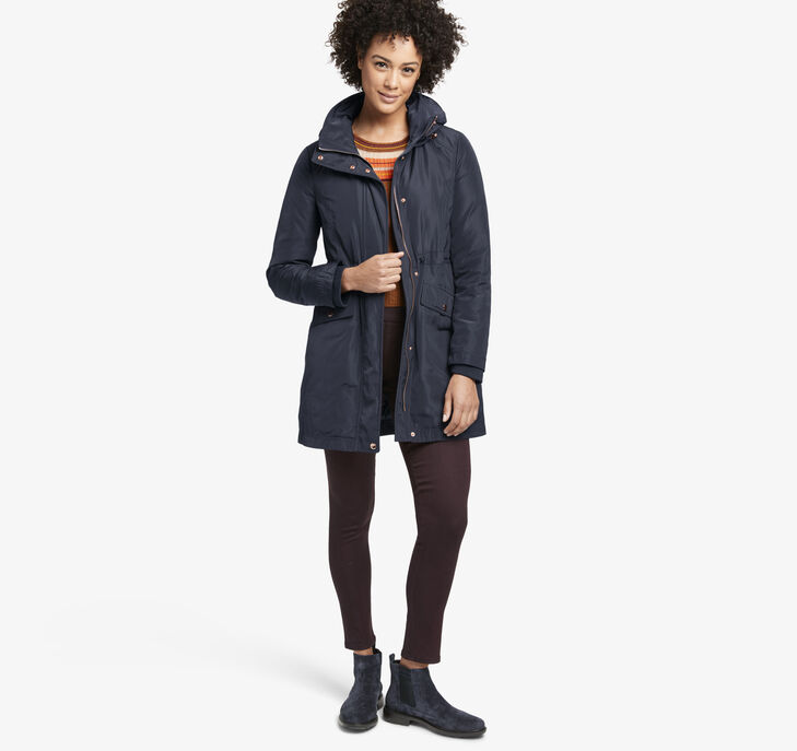 Quilt-Lined Anorak
